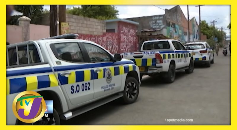 Gang Violence Continues to Grip Central Kingston in Jamaica   TVJ News - June 10 2021 1