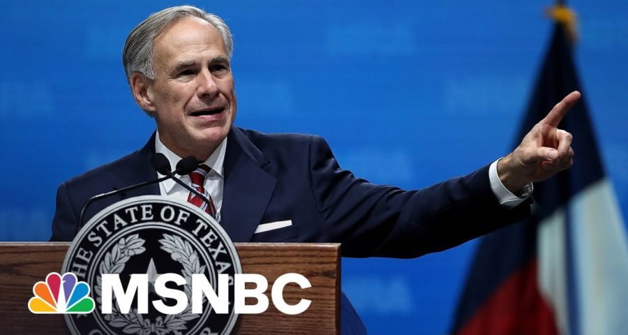 Texas Gov. Has Stepped Up Trump's Autocracy Movement Says Matthew Dowd 8