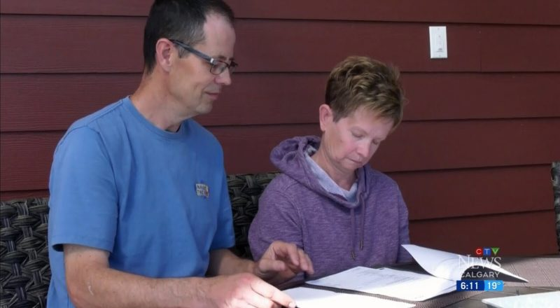 Alberta couple gets huge insurance bill after their postal code changes... but they didn't move 1
