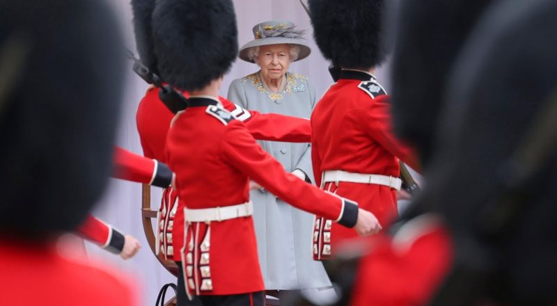 Queen marks official birthday at Trooping the Colour ceremony 4