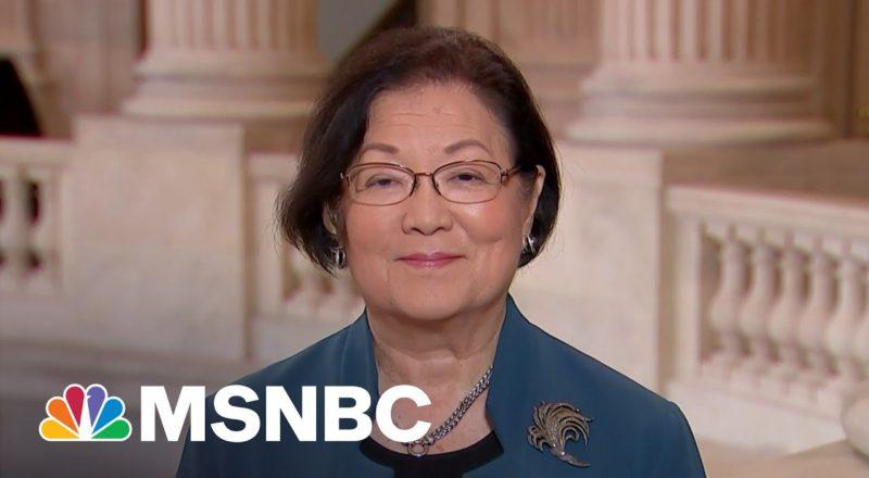 Sen. Mazie Hirono On Trump DOJ, Voting Rights, Infrastructure 1