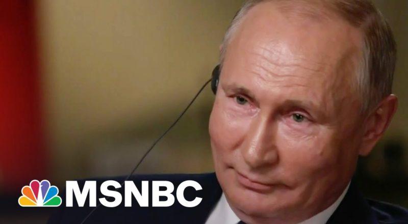 NBC News Exclusive: Putin Responds To Being Called 'Killer' By Biden 1