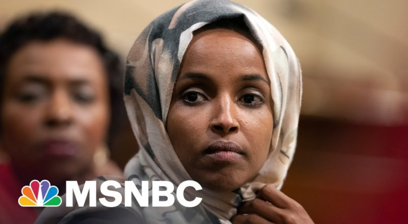 Chris Hayes On Rep. Ilhan Omar's Call For Justice For Victims Of War Crimes 2