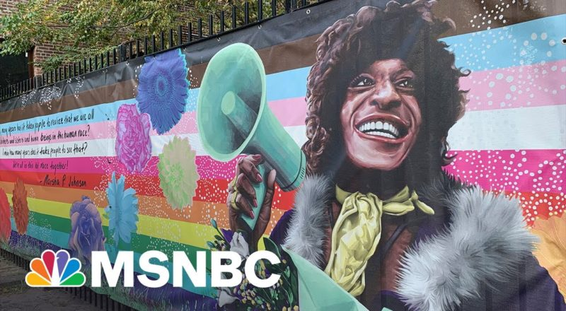 Velshi: Marsha P. Johnson Was A LGBTQ+ Trailblazer. Her Work Is Not Finished 8