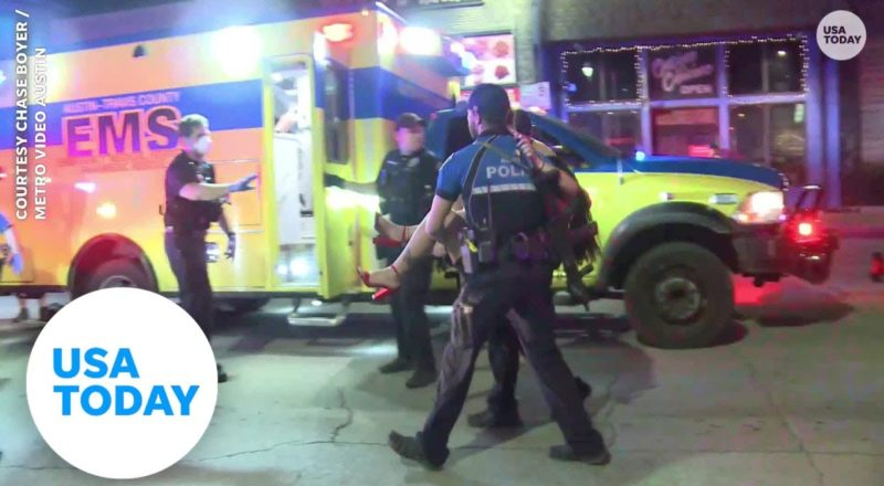 13 injured in shooting at popular entertainment district in Austin, Texas | USA TODAY 1