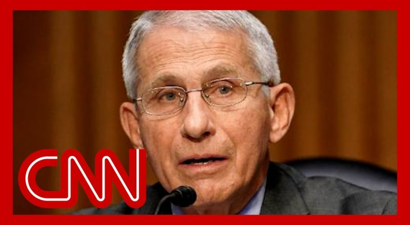 Stelter: Fox News wants to make Fauci Public Enemy No. 1 1