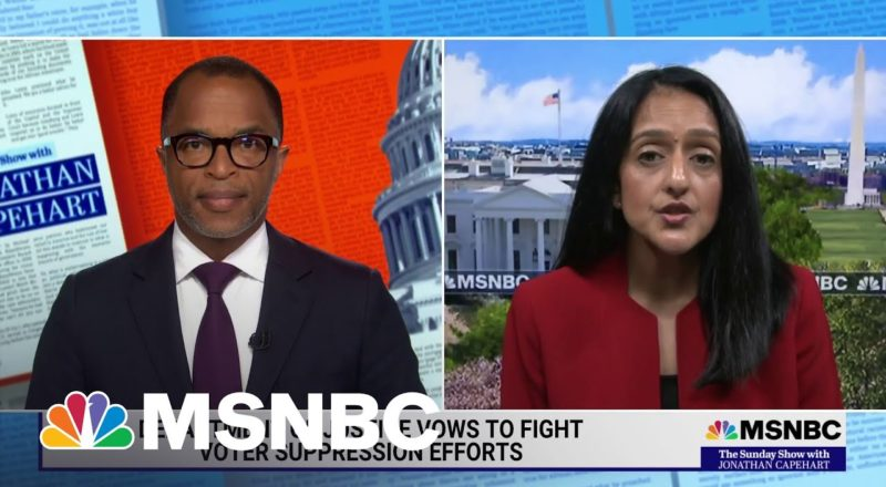 U.S. Associate AG Vanita Gupta On The Right To Protect Voting Rights 2