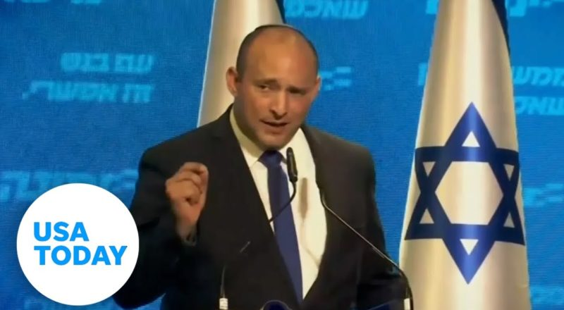 Naftali Bennett: The man that helped oust Netanyahu | USA TODAY 9
