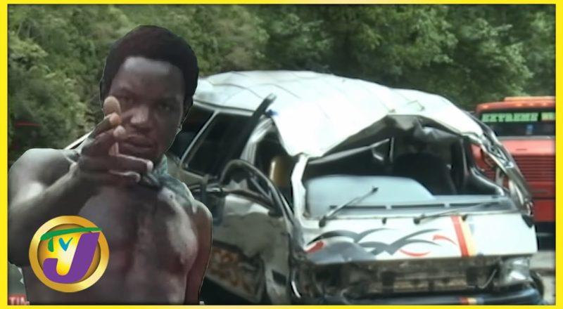 6 Shot in Hanover | Major Crash in Bog Walk Gorge | JDF Aircraft Crash in St. Catherine Jamaica 4