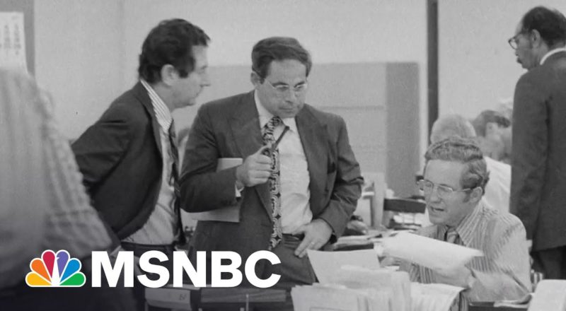 Revisiting The Pentagon Papers 50 Years After Their Release   MSNBC 3