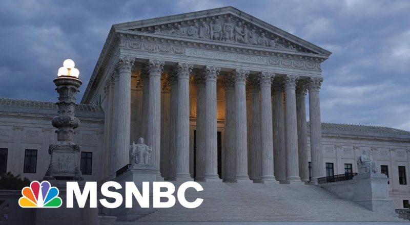 SCOTUS Rules Those In Prison Cannot Argue For Reduced Sentences 1