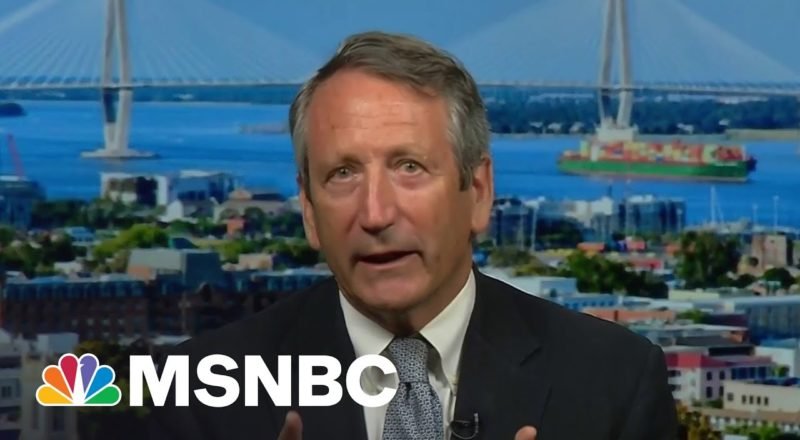 Mark Sanford: We Are At A Crossroads As A Party And As A Nation 1