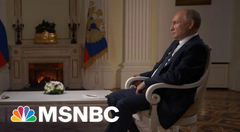 Putin Denies Having Prior Knowledge Of Detained Belarusian Journalist 6