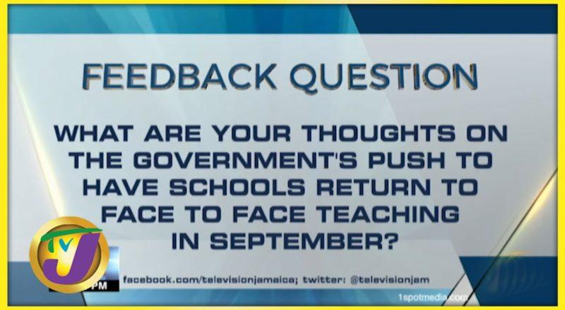 Feedback Question | TVJ News - June 11 2021 1