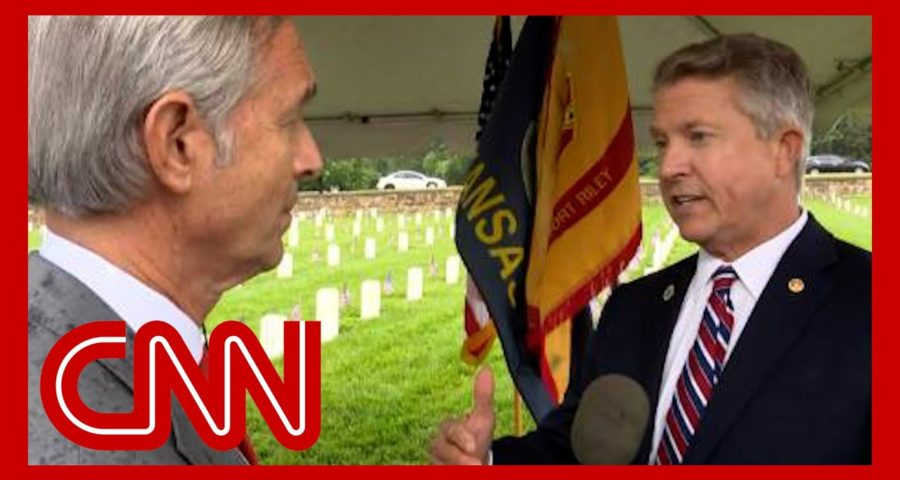 CNN asks GOP senator why he didn't vote for January 6 commission 1