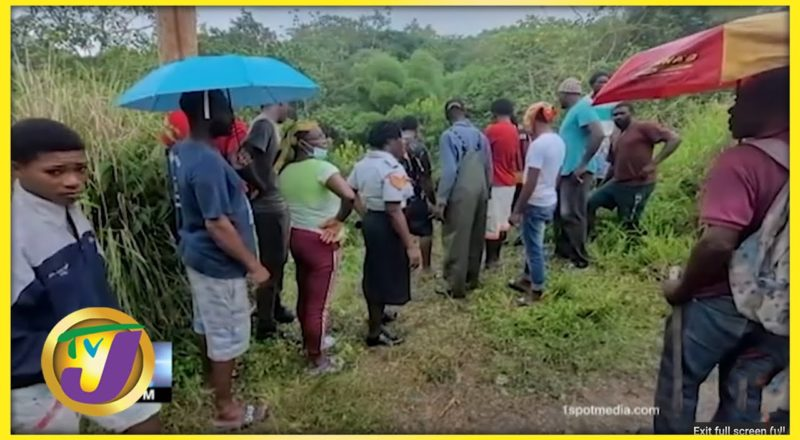 Jungle Justice St. Mary Residents Corner Robbers | TVJ News - June 12 2021 1