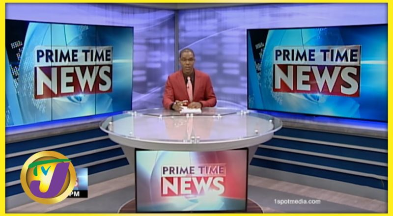 Jamaica News Headlines | TVJ News - June 13 2021 1