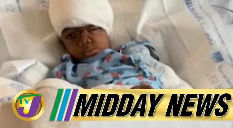 Survivor of Vicious Dog Attack Recovering Well   TVJ Midday News - June 14 2021 1