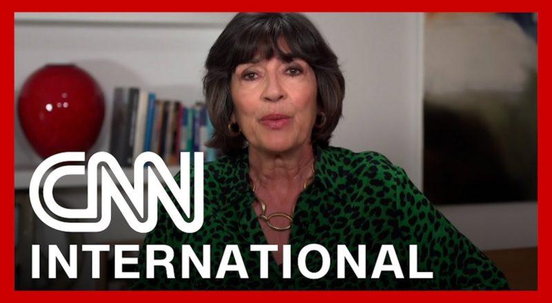 CNN's Christiane Amanpour shares ovarian cancer diagnosis 4