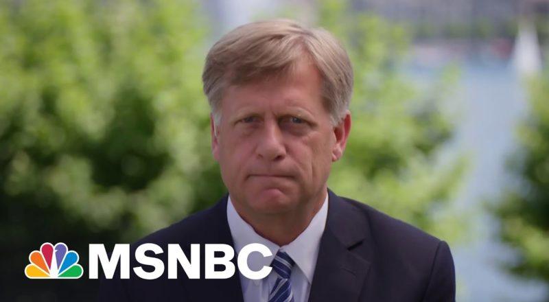 Former U.S. Ambassador Breaks Down High-Stakes Biden-Putin Meeting 3