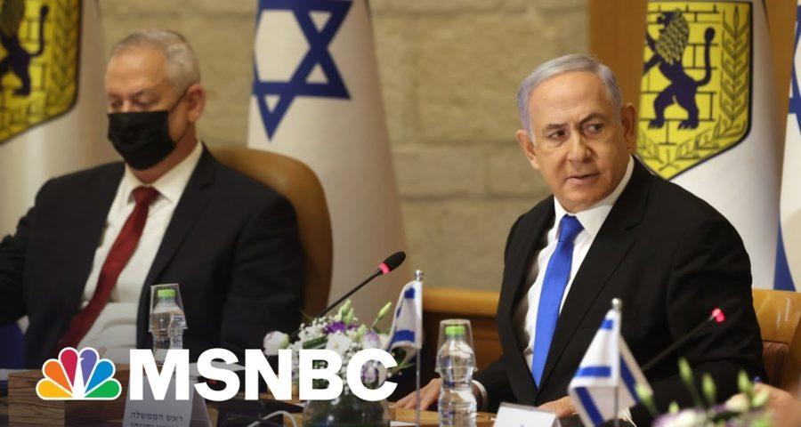 Israeli Defense Minister Joins Coalition To Oust Benjamin Netanyahu 1