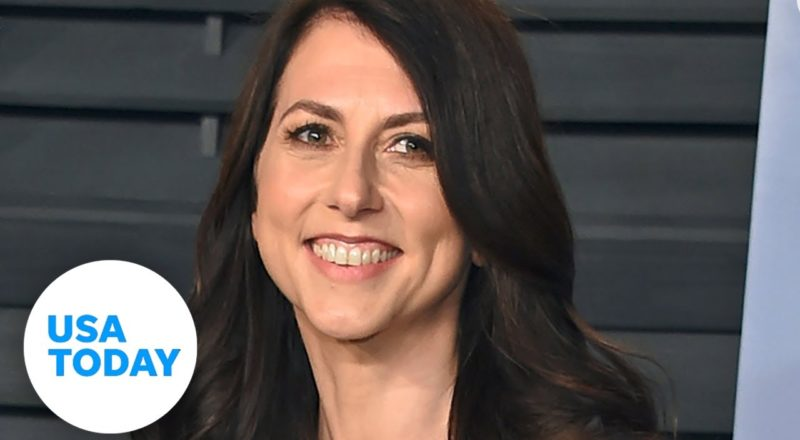 MacKenzie Scott donates another $2.7 billion: What you should know   USA TODAY 1