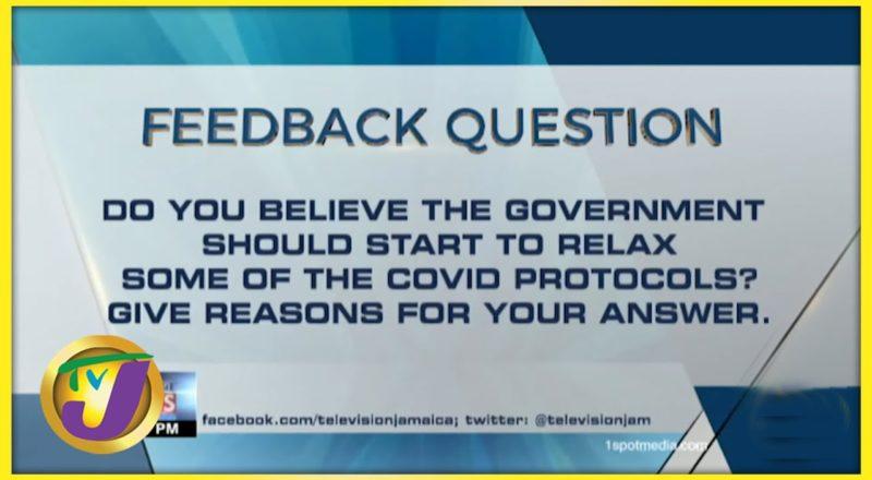 Feedback Question | TVJ News - June 14 2021 1