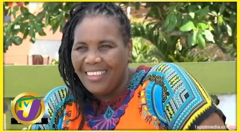 Jamaican Barefoot Girl Who Became Principal | TVJ News - June 14 2021 1