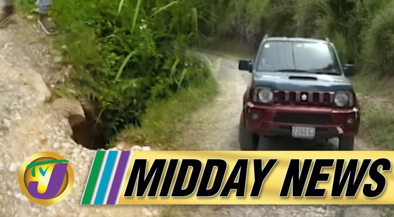 Decade old Cry as Rural St. Andrew Communities Residents Plea for Roads | TVJ News - June 15 2021 1