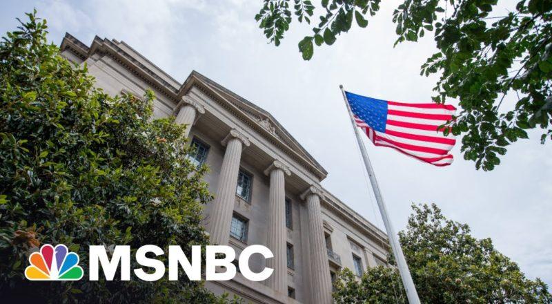 Congress And DOJ Watchdog Investigating Trump-Era Data Seizures 4