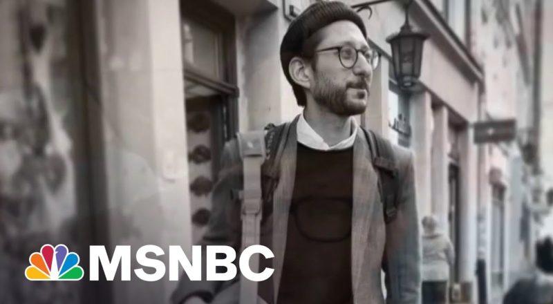 U.S. Journalist Danny Fenster Imprisoned in Myanmar 2