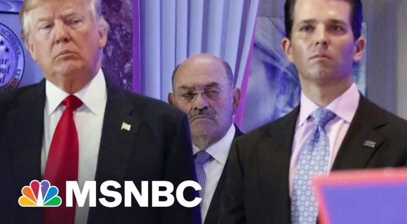 Trump CFO Weisselberg Could Face Charges This Summer 1