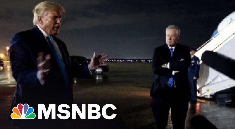 Emails Detail Trump's Frantic Effort To Steal 2020 Election 4