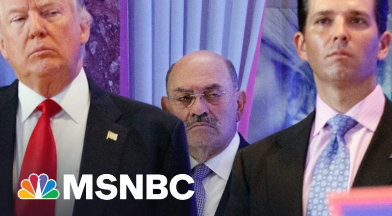Charges Coming? Legal Woes Worsen For Trump CFO Weisselberg 5