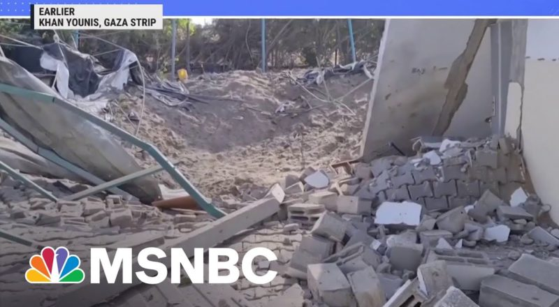 Air Strikes On Day 3 Of New Israeli Government 5