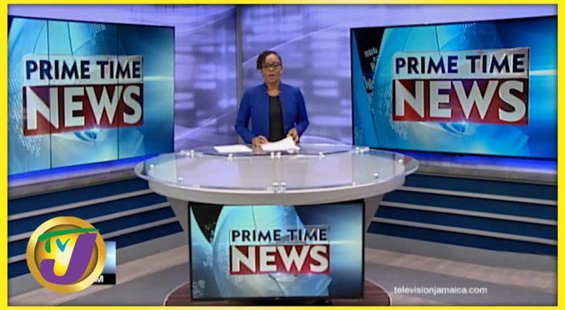 Jamaican News Headlines   TVJ News - June 15 2021 1