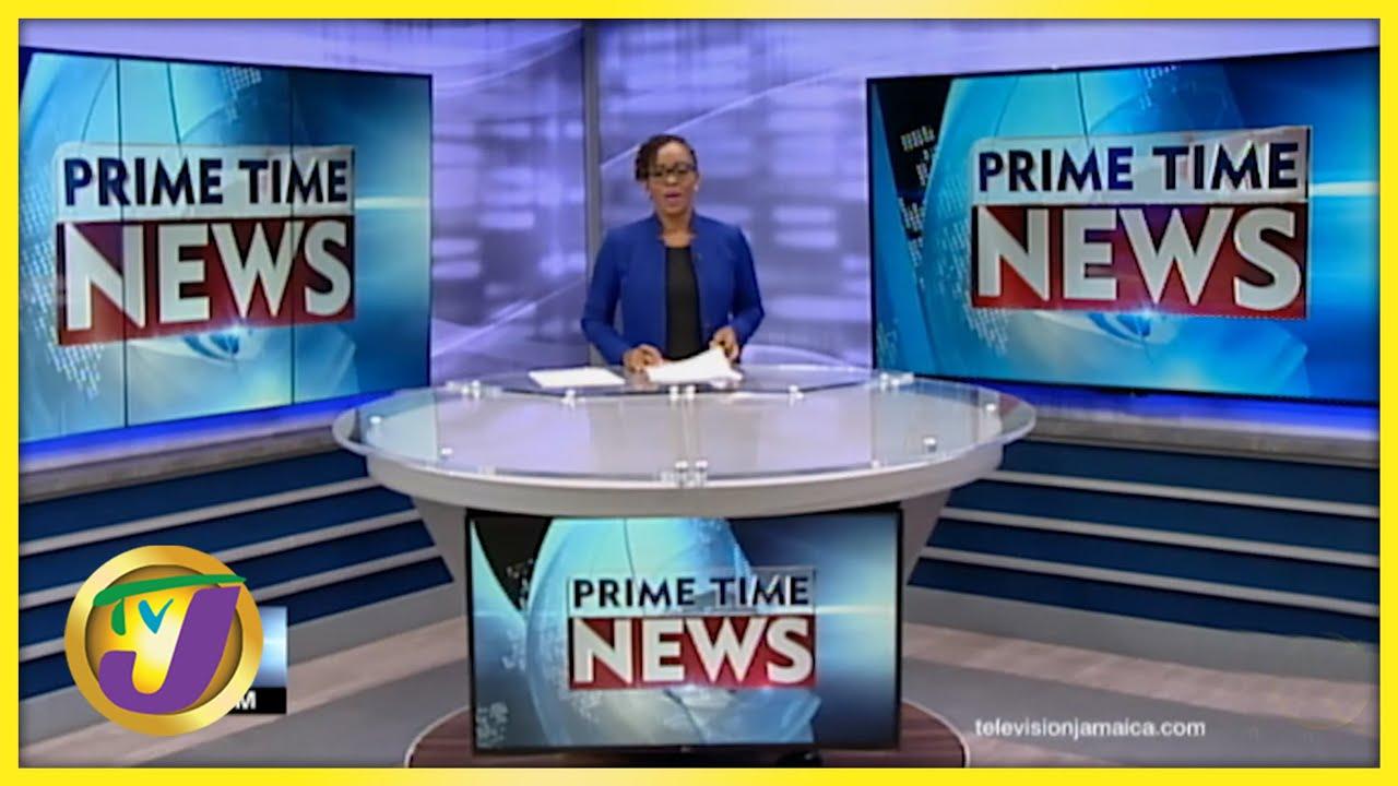 Jamaican News Headlines | TVJ News - June 15 2021 8