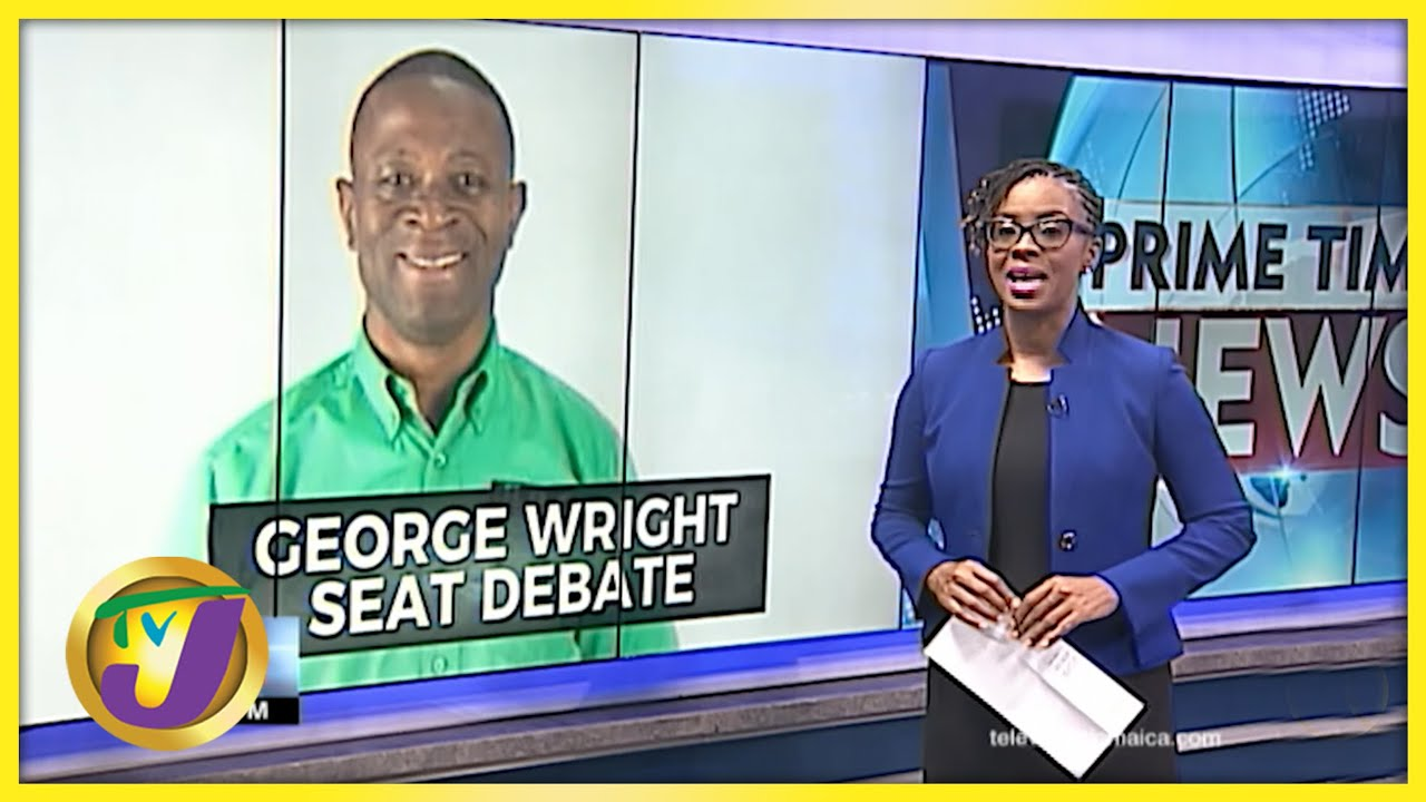 Seating Arrangement for Embattled MP George Wright | TVJ News - June 15 2021 6