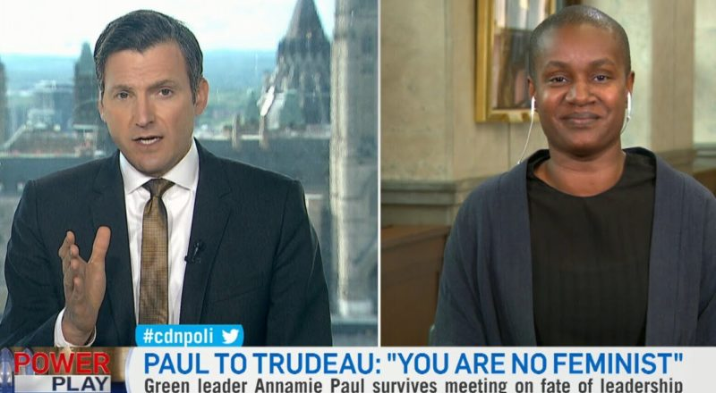 Paul discusses leadership challenge, calling out Prime Minister Trudeau   One-on-one with Solomon 1