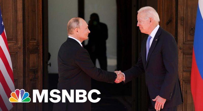 Biden Puts Human Rights Front And Center At Bilats 1