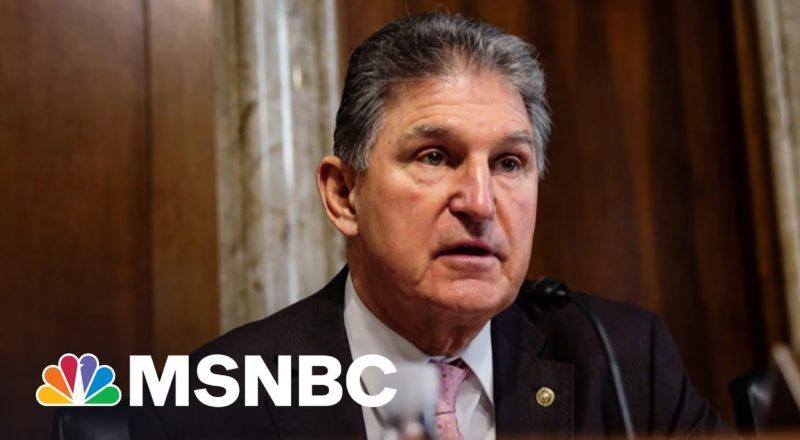Texas Dems Score Last-Minute Meeting With Sen. Manchin 8