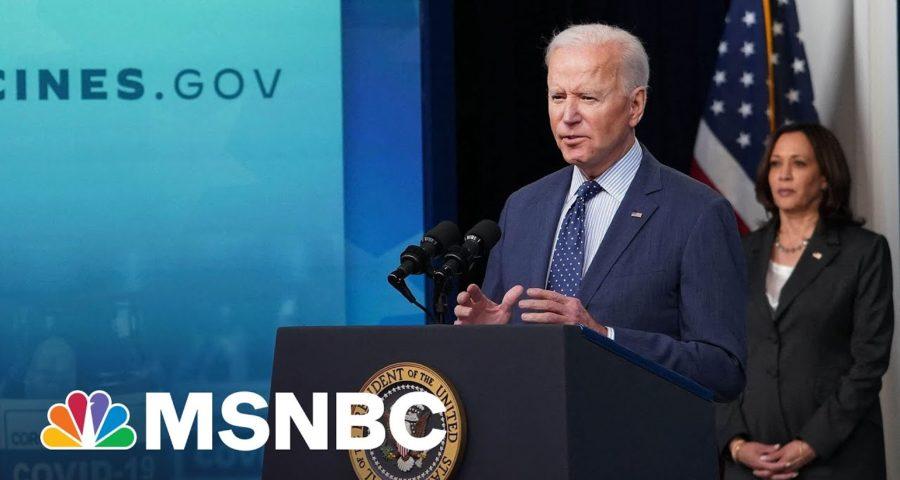 Biden Reveals New Initiative To Get Americans Vaccinated 1