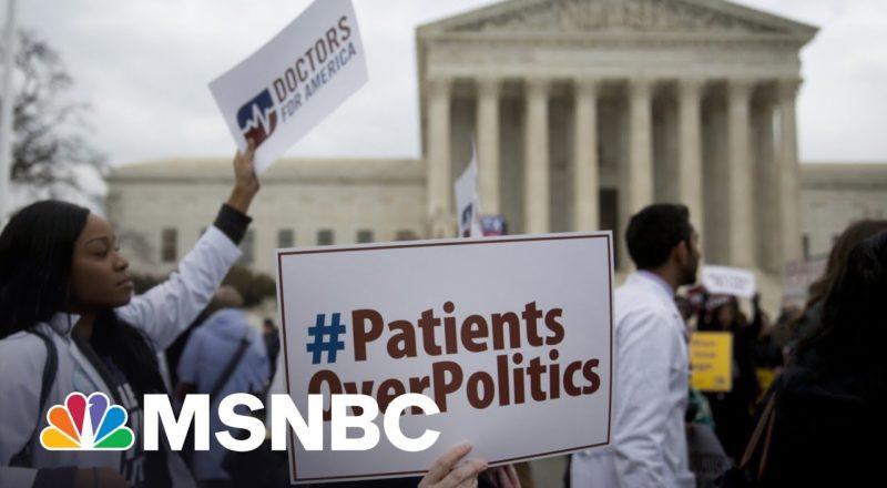 Ari Melber: 'Obamacare Wins' With New Supreme Court Vote | MSNBC 1