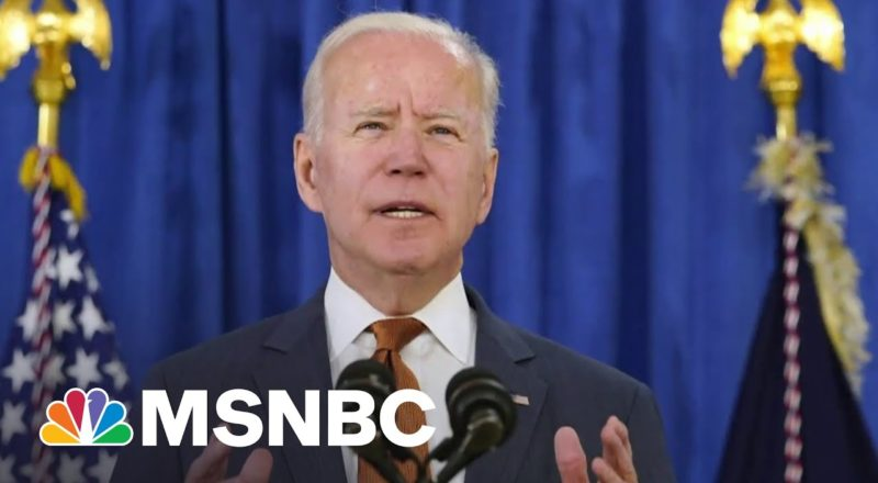 Biden Faces 'Urgent Domestic Diplomacy' After First Overseas Trip 1
