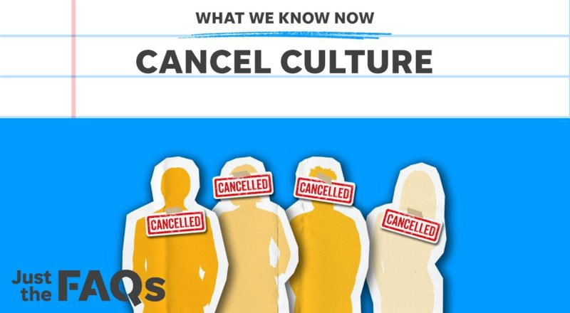 From Chrissy Teigen to Joe Manchin: How cancel culture has further divided America | Just the FAQs 1