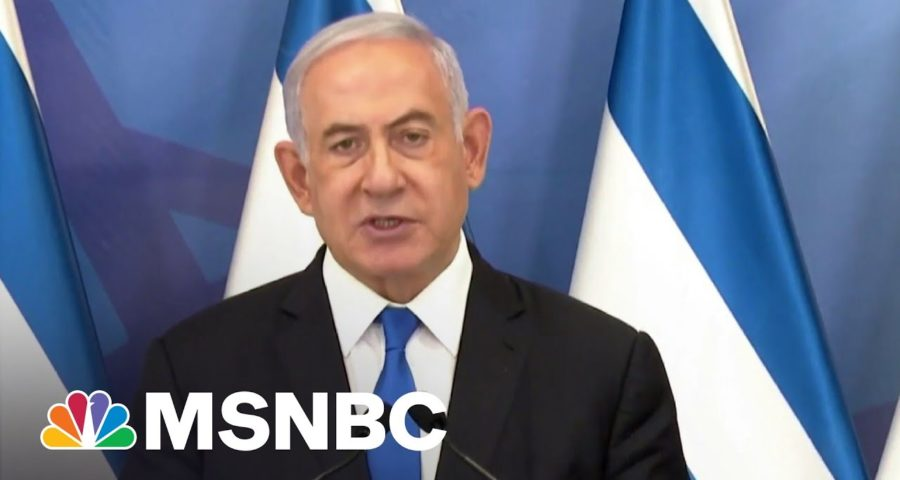 Israeli Opposition Coalition Says It Has Deal To Oust Netanyahu 1