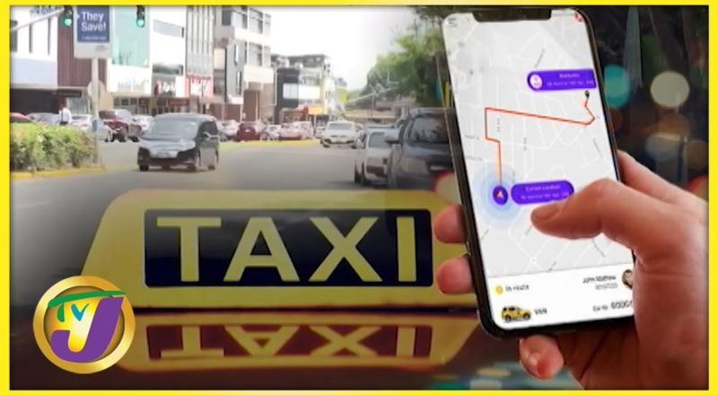 Uber Now in Jamaica What's Good What's Bad   TVJ All Angles - June 16 2021 1