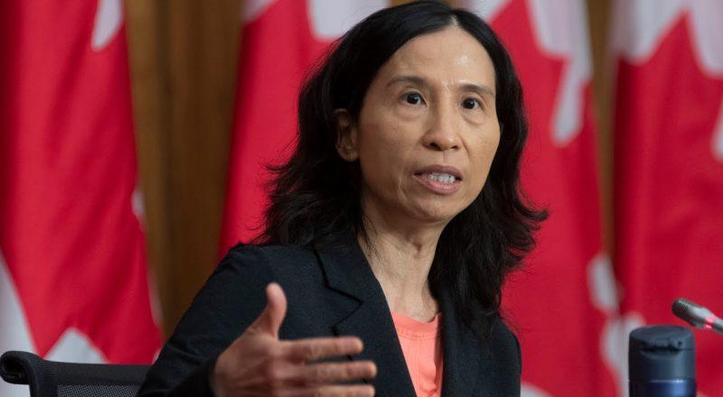 Dr. Theresa Tam explains NACI's latest advice on AstraZeneca | COVID-19 in Canada 1