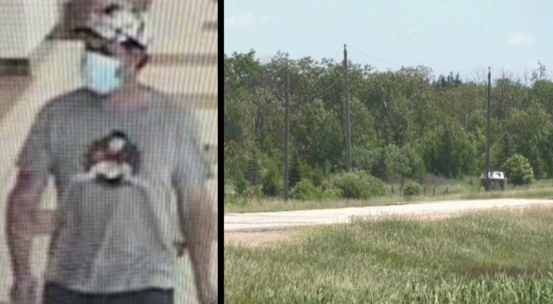 Manitoba manhunt: Suspect may have police paraphernalia, warn RCMP 1