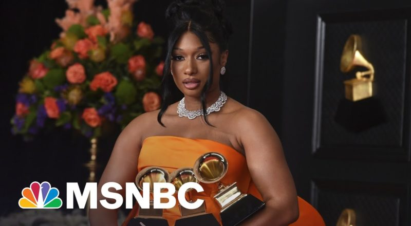 Tucker Carlson And GOP Critics Get Dunked On By Megan Thee Stallion | MSNBC 1